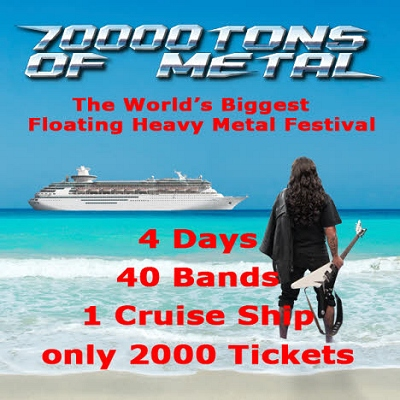 70000TONS OF METAL CRUISE