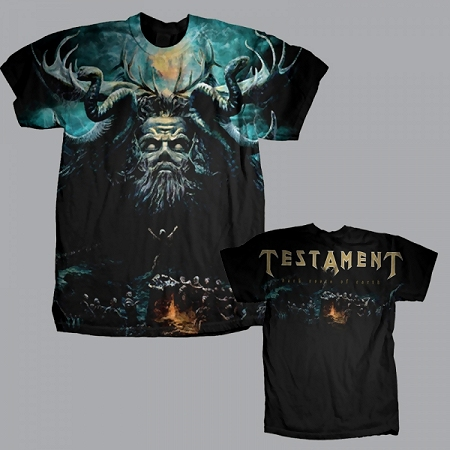 'Dark Roots of Earth' Sublimation T-shirt