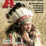 Aardschok, August-September 2012 cover (Netherlands)