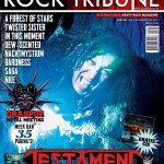 Rock Tribune, July-August 2012 cover (Belgium)