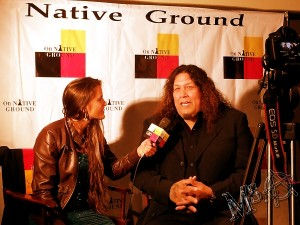 Chuck Billy talks to On Native Ground.