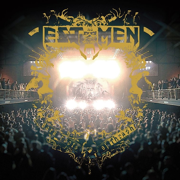 "Testament: ""Dark Roots of Thrash"" DVD/CD Details Released ..."