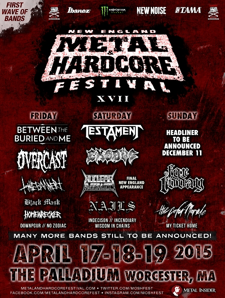 New England Metal & Hardcore Fest