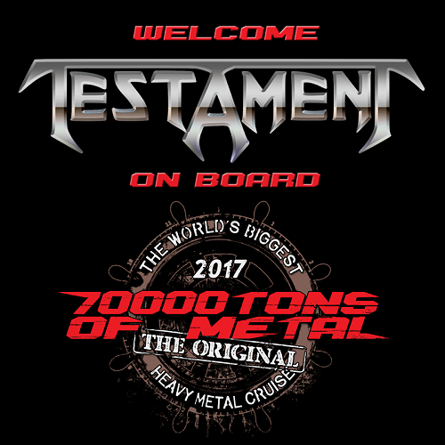 70k Tons Of Metal 2017